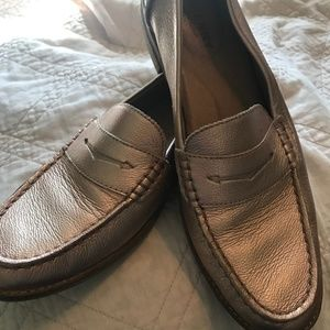 ROSE GOLD SPERRY Size 9